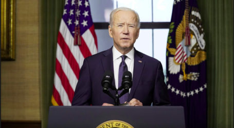 'Time to end the forever war': Biden announces US troops withdrawal from Afghanistan