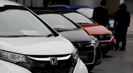 Automobile sales increase 31% during fiscal year