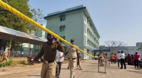 Hospital fire kills 13 coronavirus patients in India