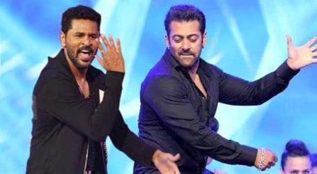 Salman Khan wishes Prabhudeva as he turns 48