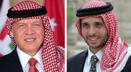Jordan king's half-brother under 'house arrest' in security sweep