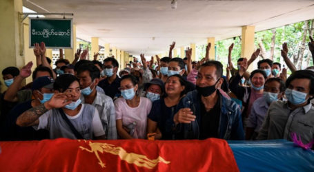 UN Security Council 'strongly' condemns Myanmar violence