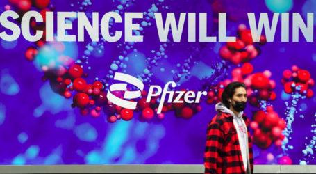 Pfizer-BioNTech COVID-19 vaccine 91% effective in updated data