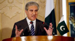 Foreign Minister of Pakistan Shah Mahmood Qureshi. Source: FILE/Online