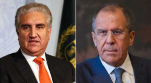 Qureshi reaffirms strengthening bilateral relations with Russia. Source: FILE/Online