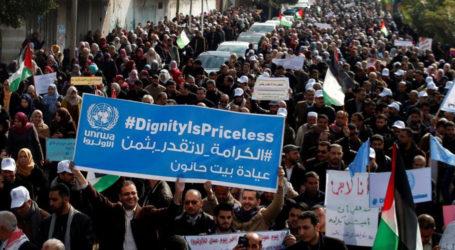 Biden restores assistance for UN Palestinian refugee agency