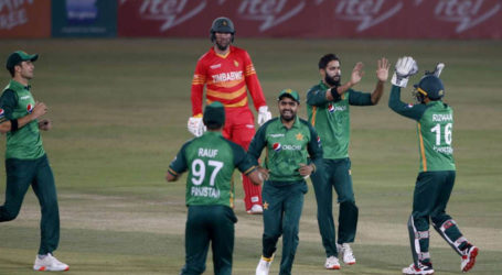 Zimbabwe announces squad for T20I series against Pakistan