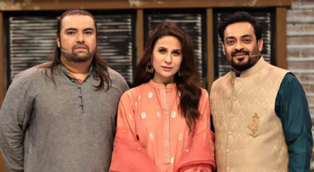 Why Nausheen Shah lost her chill over Aamir Liaquat?