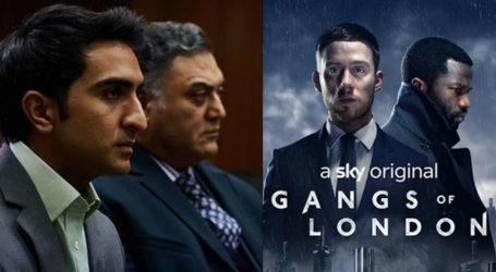 Asif Raza Mir starring 'Gangs of London' nominated at BAFTA TV awards
