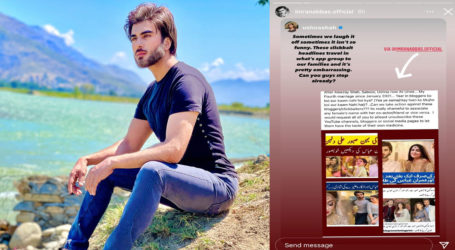 Imran Abbas requests to unfollow click baiters: 'Let them have the taste of their own medicine'
