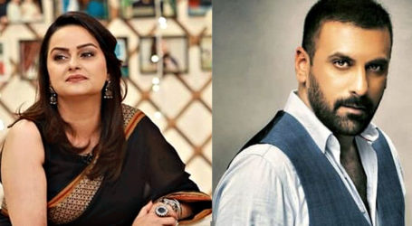 Ex husband Shamoon Abbasi is also my step-brother, claims Javeria Abbasi
