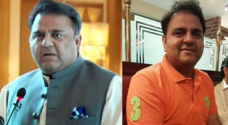 Minister Fawad Chaudhry undergoes drastic weight loss transformation