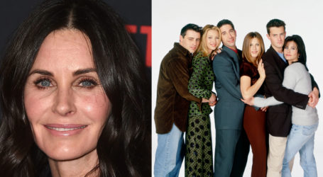 It was unbelievable and so emotional: Courteney Cox on Friends reunion