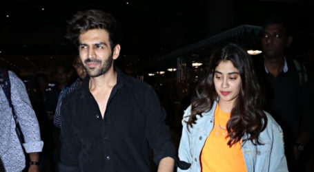 Was Janhvi Kapoor reason behind Kartik Aaryan's sudden replacement from 'Dostana 2'?