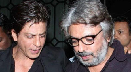 SRK to reunite with Sanjay Leela Bhansali for another love story titled 'Izhaar'