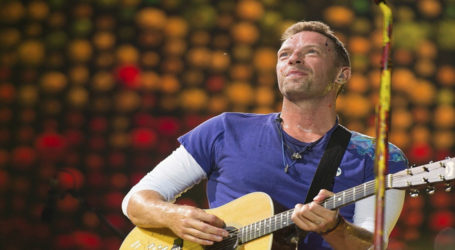 Coldplay singer Chris Martin opens up how he was once accused of stealing