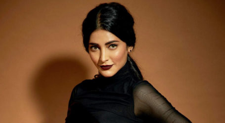Shruti Haasan calls herself an independent woman who pays her own bill