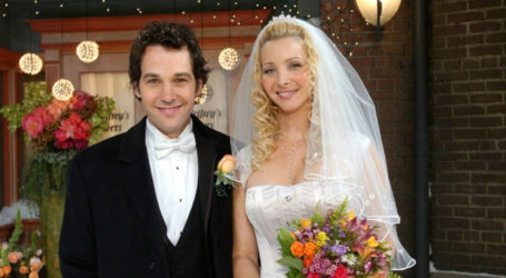 Paul Rudd's absence from 'Friends' reunion line-up angers fans