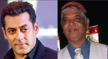 Salman Khan expresses grief over demise of Maine Pyar Kiya's director Ram Laxman