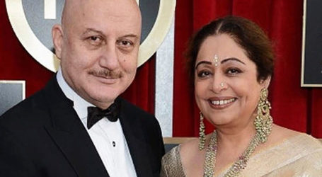 Anupam Kher says his wife and son give him honest feedback about his work