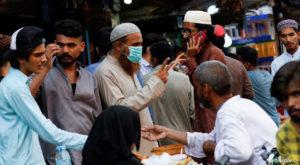Pakistan has surpassed the grim milestone of 900,000 cases of the novel coronavirus. Source: File/Online.