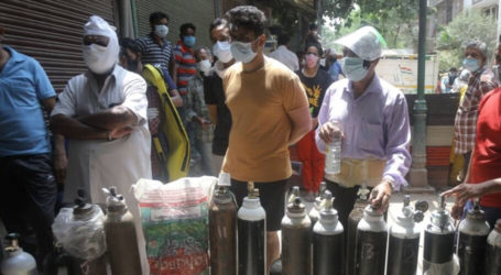 Coronavirus cases cross 20 million in India as oxygen shortages persist