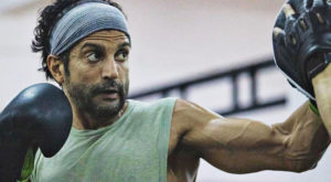 Actor Farhan Akhtar has announced the new release date of his upcoming sports drama 'Toofan'.