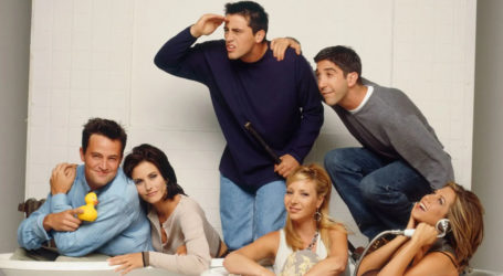 Friends director Kevin Bright has 'no regrets' about show's all-white cast