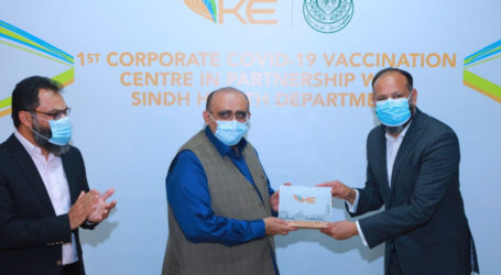 K-Electric establishes COVID vaccination centers for its employees
