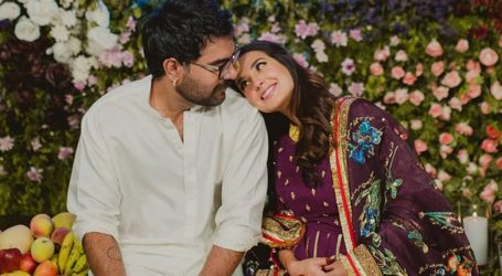 Iqra Aziz's baby shower outfit has 100 special prayers