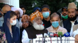 PDM have also announced a public rally in Karachi on July 29. Source: FILE.