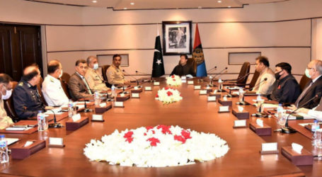 PM Imran appreciates ISI's diligent efforts for national security