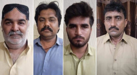 Police arrest tribal chief, sons in Karachi for patronizing criminals