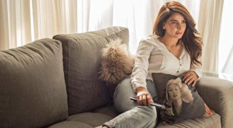 Saba Qamar calls out Pakistanis for watching risque Netflix show in Ramazan
