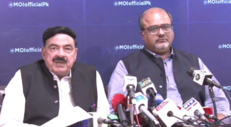 Cabinet recommends Shehbaz Sharif's name be placed on ECL: Sheikh Rashid