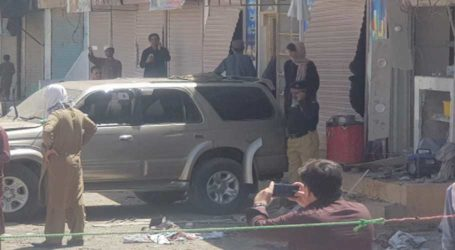 Six killed in blast at pro-Palestine rally in Chaman