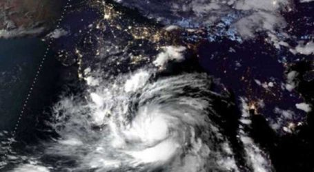 India on high alert ahead of second powerful cyclone