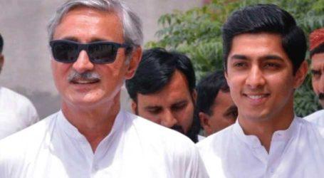 'Don't do politics with us': Jahangir Tareen tells PTI govt