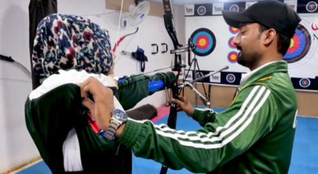 Traditional sport Archery gaining popularity in Pakistan