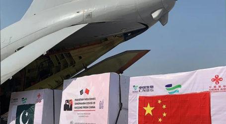 Chinese army sends another coronavirus vaccine batch to Pakistani military
