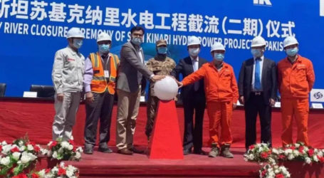 SK Hydro Power Project to be completed next year: CPEC Authority chairman