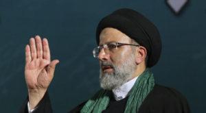 Ebrahim Raisi is considered a close ally of Supreme Leader Ayatollah Ali Khamenei. Source: National/ AP