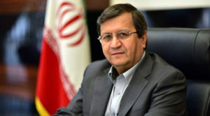 Abdolnaser Hemmati is one of seven candidates running for president. Source: IRNA English