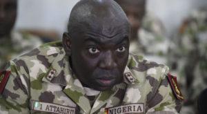 Nigeria's military chief Lt. General Ibrahim Attahiru dies in plane crash. Source: BBC