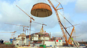 The Karachi Nuclear Power Plant (NPP) Unit-2 (K-2) will provide 1,100MW electricity. Source: CNCC