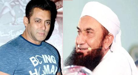 Maulana Tariq Jameel admires actor Salman Khan for obedience to his parents