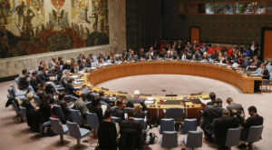 UN Security Council calls for 'full adherence' to Gaza ceasefire. Source; CFR/FILE