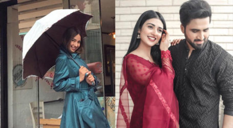Actress Sabeena Farooq has a message for celebrity couple Sara and Falak