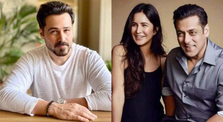 Emraan Hashmi becomes ISI agent in Salman Khan-Katrina Kaif starrer 'Tiger 3'