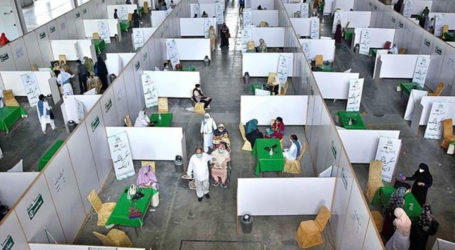 Karachi Expo Center reportedly faces shortage of Chinese vaccines